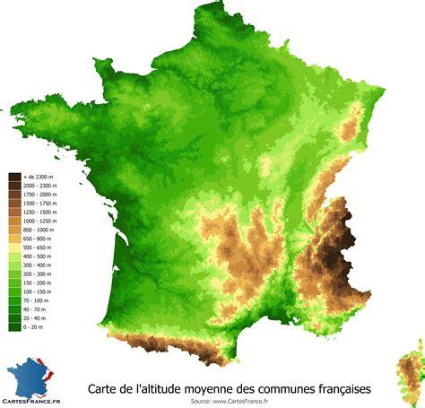 Carte Des Reliefs De à Compléter by Relief