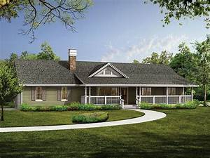 Luxury Country Ranch House Plan HOUSE DESIGN AND OFFICE