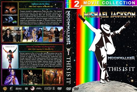 Michael Jackson's Moonwalker / This is It Double Feature ...
