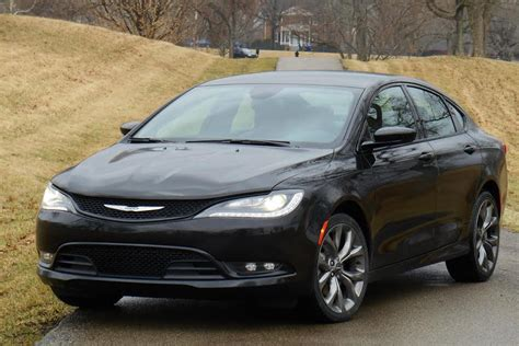 driving the 2015 chrysler 200 it s better but is it a