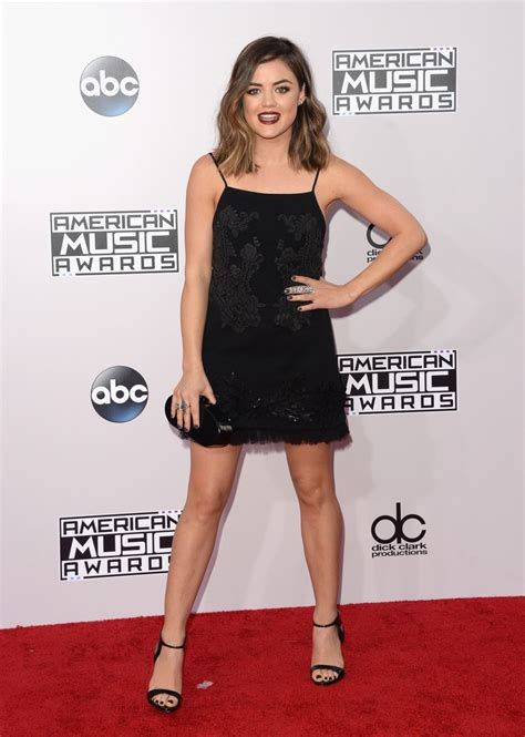 lucy hale  american  awards  los angeles