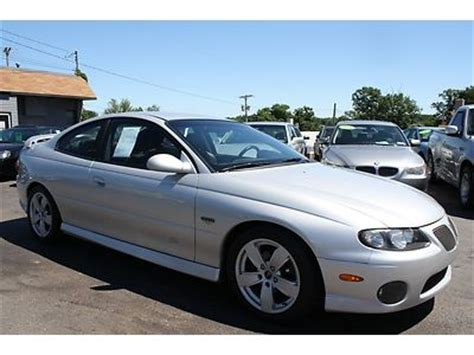 Sell Used 2004 Pontiac Gto 57l New Tires One Owner 350