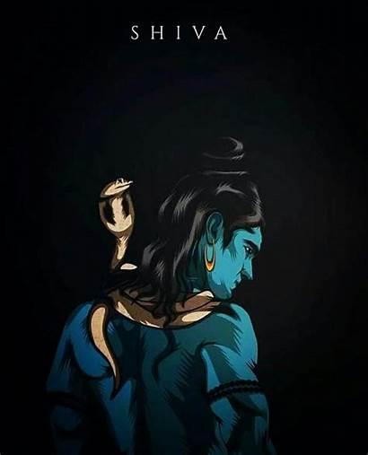 Mahadev Shiva Wallpapers Mahakal 4k Lord Angry