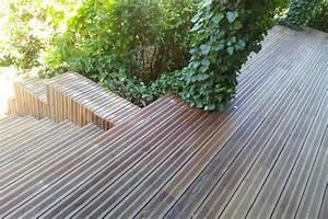 Terrasse En Ipe : terrasse en bois ipe murviel l s b ziers les r alisations ~ Premium-room.com Idées de Décoration