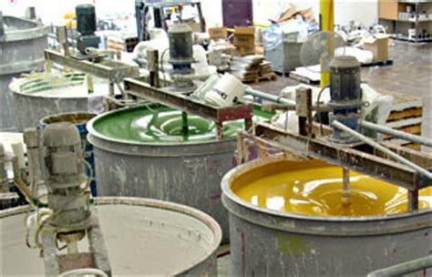paint manufacturing plant process automation  rs