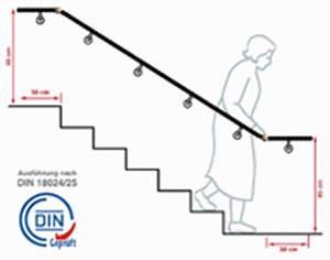 Treppen Handlauf Vorschriften : treppensicherheit bei bestehenden baulichen anlagen nullbarriere ~ Markanthonyermac.com Haus und Dekorationen