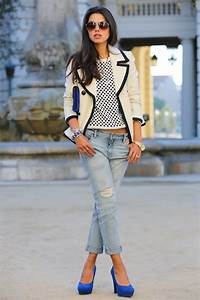 Timeless Fashion Jeans Blazers and Heels