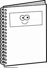 Notebook Clipart Ruler Notepad Note Cliparts Clip Clipartpanda Related Preschool Library Pages 20white 20clipart 20black 20and Clipground Bw Powerpoint Clipartandscrap sketch template