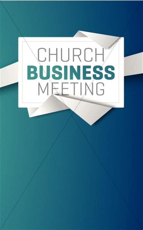 13360 church business meeting clipart church bulletins and church bulletin covers by sharefaith