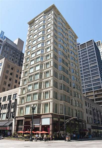 Reliance Building Burnham Chicago Root Architecture Buildings