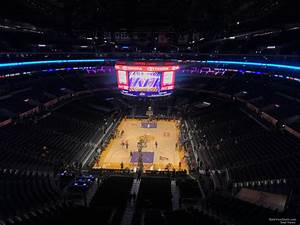Staples Center Section 309 Clippers Lakers