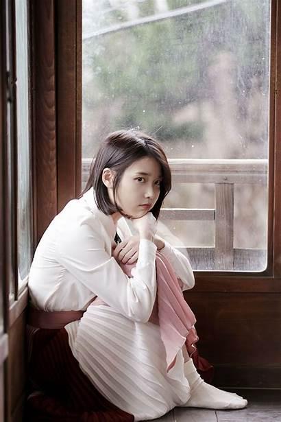 Iu Through Night Kpop Palette Short Jieun