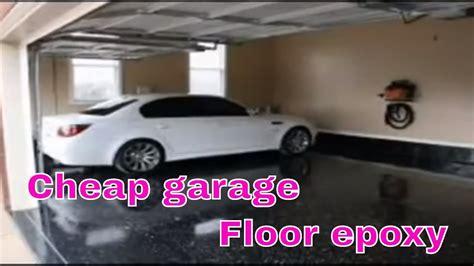 cheap garage floor tiles cheap garage floor ideas