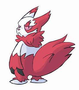 Mega Zangoose by Goronic on DeviantArt