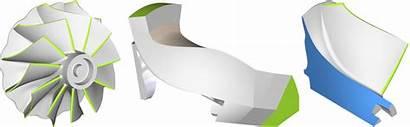 Aerodynamic Optimization Shape Structural Geometry Turbine Practical