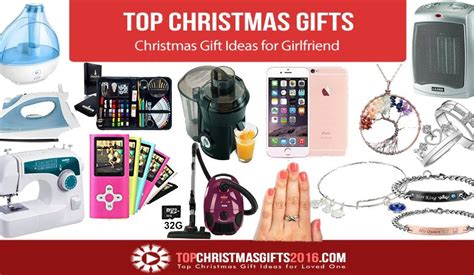 Best Christmas Gift Ideas For Your Girlfriend 2018