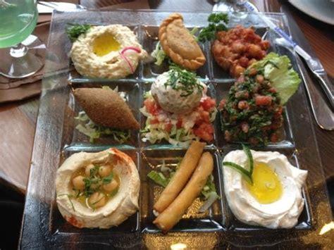 cuisine du liban assiette beyrouth excellente photo de oh liban le