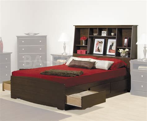 full storage bed with bookcase headboard bookcase headboard full size beds with storage advice