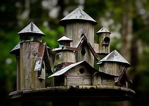 DIY Decorative Bird House Plans Wooden PDF bench seat