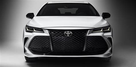 toyota avalon revealed update