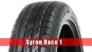 syron race 1 syron race 1 評価 アジアンタイヤ