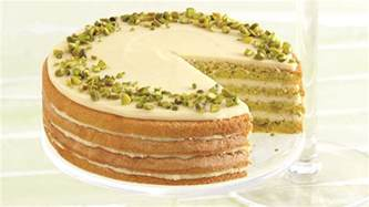 wedding gifts for bridesmaids sicilian pistachio cake with lemon syrup and white chocolate ganache