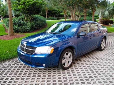 dodge avenger sxt review top speed
