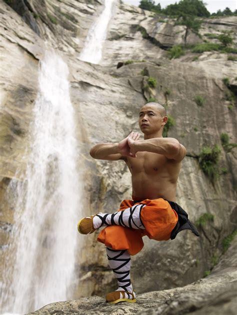 shaolin monk  hold  key  preventing health risk