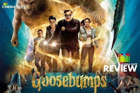 Goosebumps Movie Review Cinemaglitz