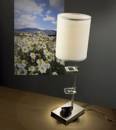 projector table lamp  green head