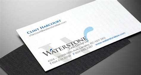 Professional Lawyer Business Cards Design Examples