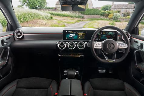 Mercedes is making bold claims about the tech on board, and it's the car's biggest, most appealing feature to mark it out. 2018 Mercedes-Benz A-Class first drive review: wowed by tech | Motoring Research