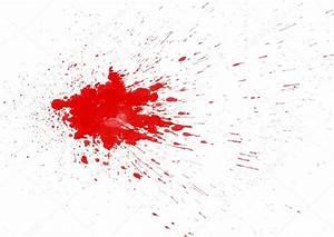 Tache De Sang : blood stain on white background stock photo oriontrail ~ Melissatoandfro.com Idées de Décoration