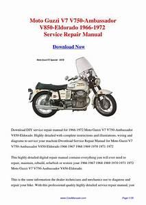 Download Moto Guzzi V7 V750