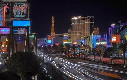 Vegas Las Cityscapes Night Usa Nevada Wallpapers