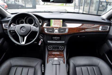 mercedes cls     car review