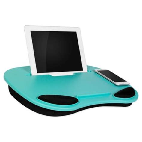 portable lap desk bed bath and beyond buy laptop e pad desk from bed bath beyond