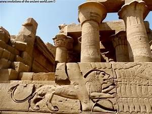 Ancient Egypt Tour 2016  U2013 Edfu  U0026 Kom Ombo