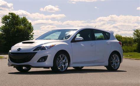 2010 Mazda Mazdaspeed3 Review Car Reviews
