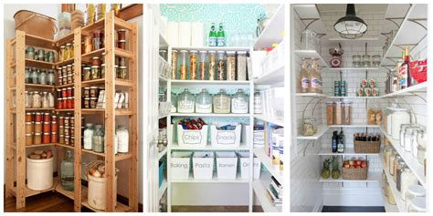 14 Smart Ideas For Kitchen Pantry Organization
