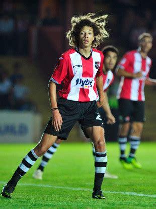 16-year old son of ex-Ireland underage midfielder named in ...