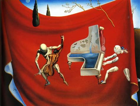 Music The Red Orchestra Salvador Dali