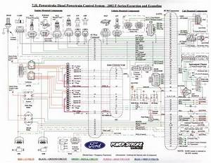 Looking For Ecm Pinout For 1999 F-250 Super Duty 7 3l Diesel
