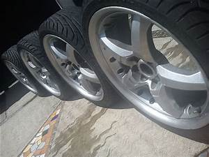 4 RIMS 17 STUDS WITH ALMOST NEW TIRES #8955 | AutoClasico ...