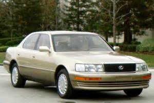 old cars and repair manuals free 1995 lexus sc electronic throttle control 1989 lexus ls400 car specifications auto technical data performance fuel economy emissions