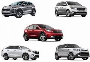 Kia Motors Crossovers  Suvs  And Minivan