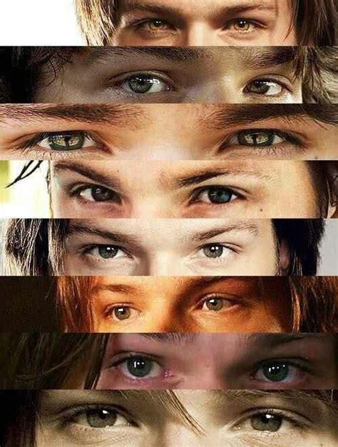 jared padalecki eye color supernatural sam s changing eye color sam