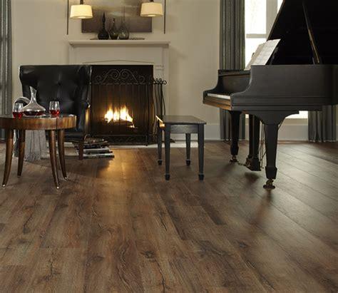 vinyl plank flooring in living room moduleo luxury vinyl plank highland hickory 24860 modern living room