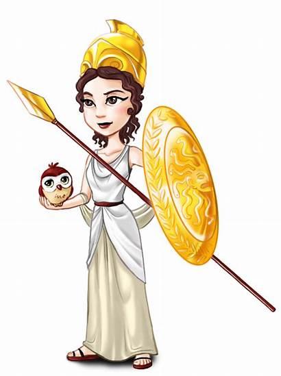 Athena Goddess Greek