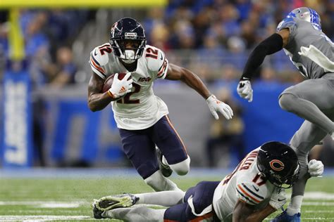 Bears' Allen Robinson insists contract issue won't be a ...